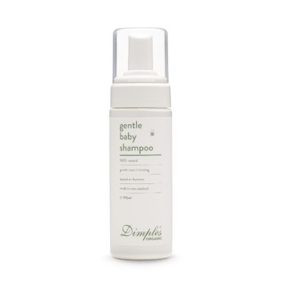Dimples gentle baby shampoo