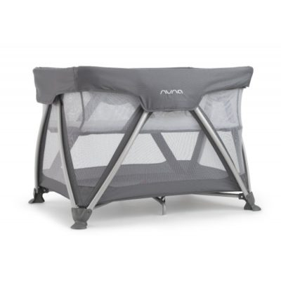 Nuna SENA travel cot (graphite)