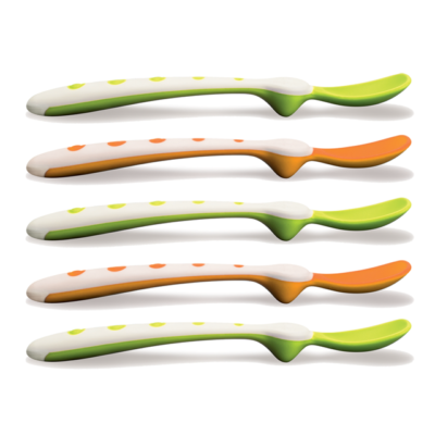 NUK Rest Easy Spoons 5 pack