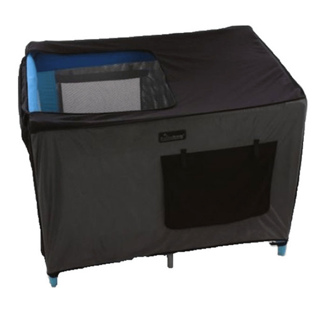 Travel Cot SnoozeShade Blackout Cover  sc 1 th 225 & Travel Cot SnoozeShade Blackout Cover - Baby Help