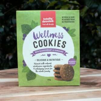 wellness cookies totally devoted
