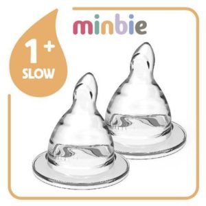 minbie 1+ slow teat nz
