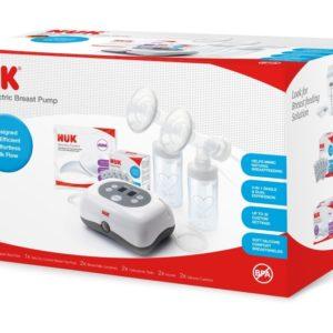NUK Double Electric Breast Pump set