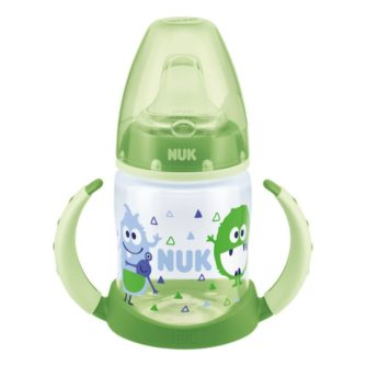 NUK First Choice Learner Bottle 150ml Green